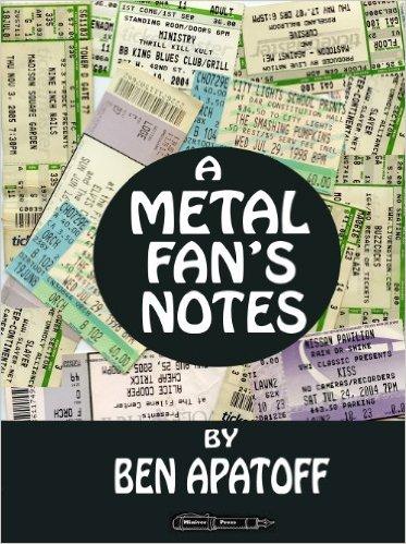 A Metal Fan's Notes