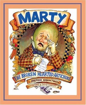 Books- Marty the Broken Heart Artichoke